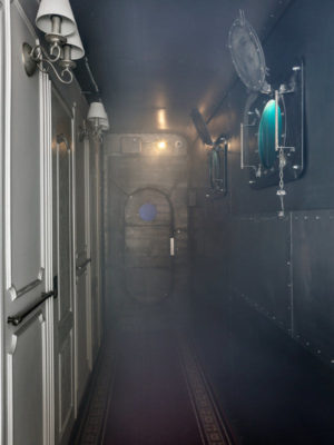 Úniková hra zkáza Titaniku