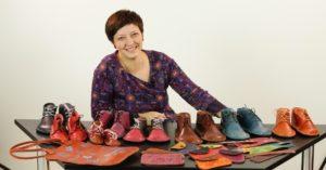 Kurz šití bot pro začátečníky – ručně šité kožené boty