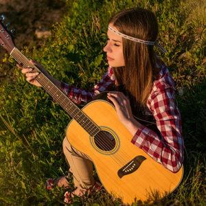 jak se naučit hrát na kytaru