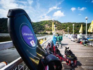 Hoverboard – tryskové prkno