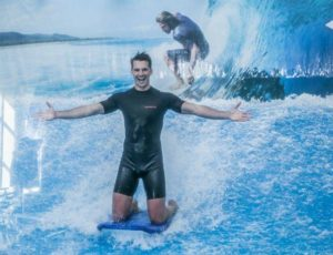 Surf Arena Praha + videozáznam ZDARMA