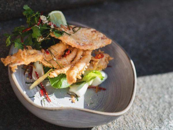 Fotografie: Thajské sedmichodové degustační menu