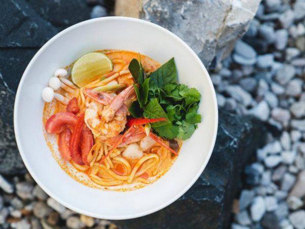 Fotografie: Thajské degustační menu