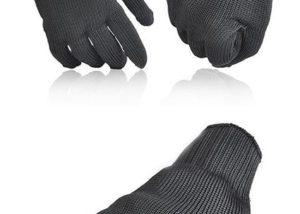 Fotografie: Kovové rukavice proti pořezání