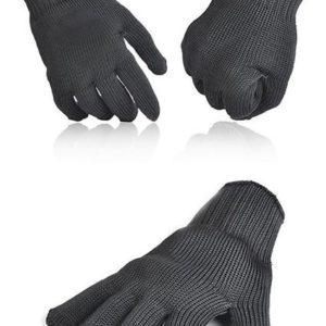 Kovové rukavice proti pořezání