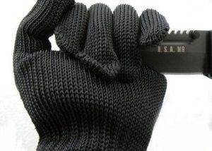 Fotografie:kevlarové rukavice