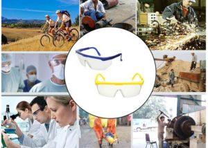 Fotografie: Ochranné pracovní brýle