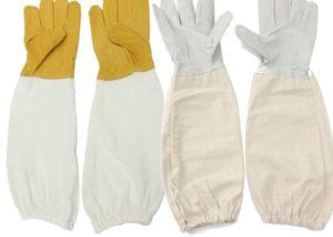 Fotografie: rukavice pro včelaře