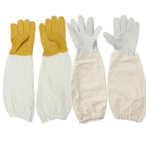 Ochranné rukavice pro včelaře