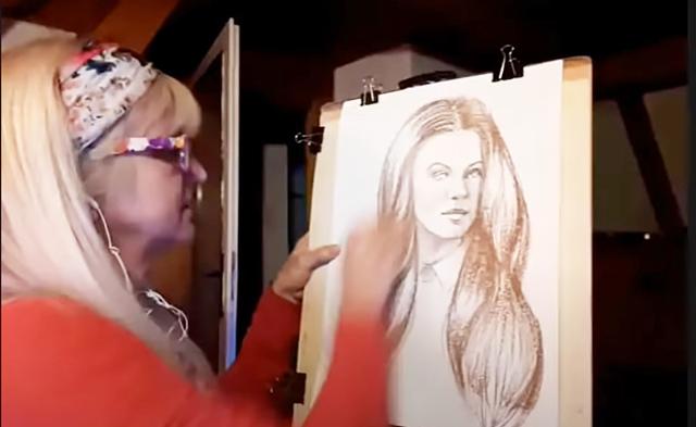 Fotografie: kreslení a tvoření v karanténě nápady na tvoření