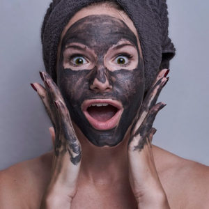 Fotografie: homade pleťové masky