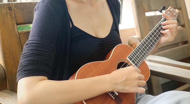 Fotografie: Písničky s akordy na ukulele