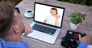 Jak na online schůzky