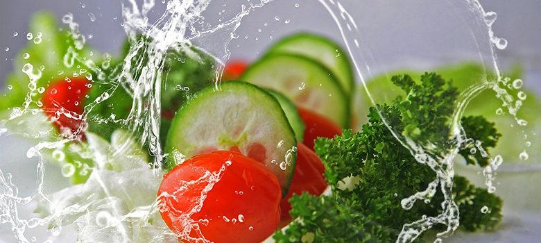Warzywa w restauracji