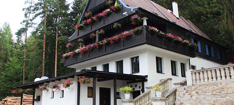 Fotografie: recenze na ubytování v hunting lodge Vítkov