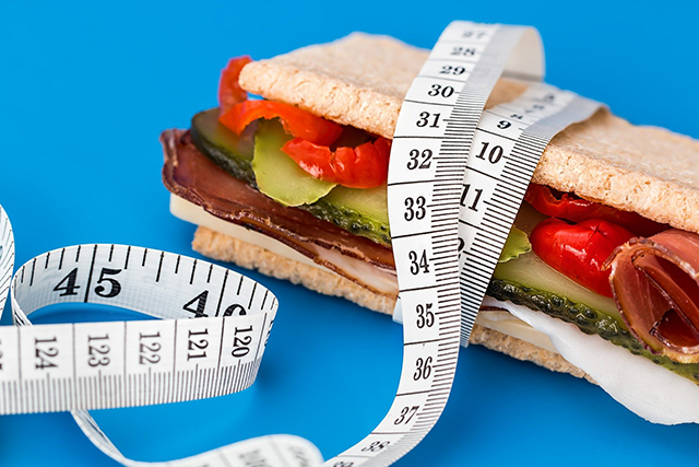 Chcete ubrat pár kilo? Vytvořte si zdravý jídelníček na hubnutí