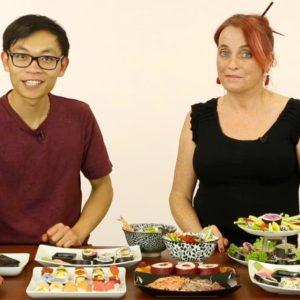 Báječné sushi recepty pro každého