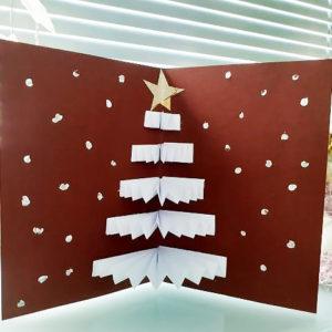 Fotografie: Stromeček - přání k Vánocům