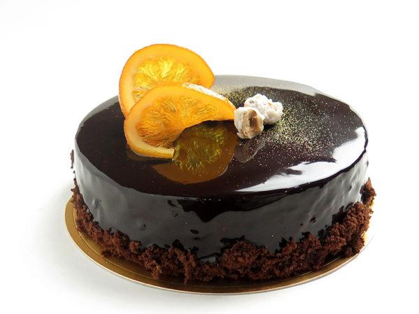 Fotografie: jak ozdobit čokoládový dort