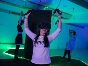 Dobrodružná expedice ve VR