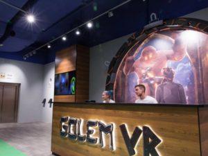 Golem VR – dobrodružství ve virtuální realitě