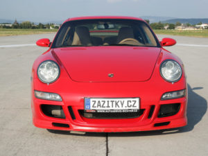 Jízda v Porsche 911 GT3 na okruhu