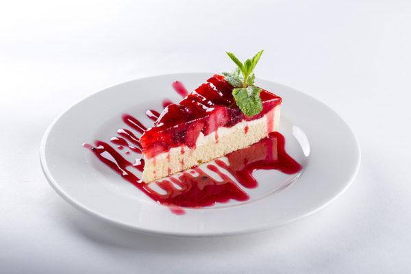 Fotografie: jak ozdobit dort - ovocný dort s želatinou
