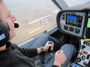 Pilotem malého letounu na zkoušku – privátní let