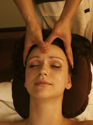 Relaxační olejová aromaterapie