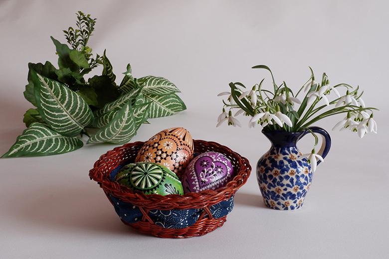 Velikonoční výzdoba nebo enkaustika? Malování horkým voskem pro každého!