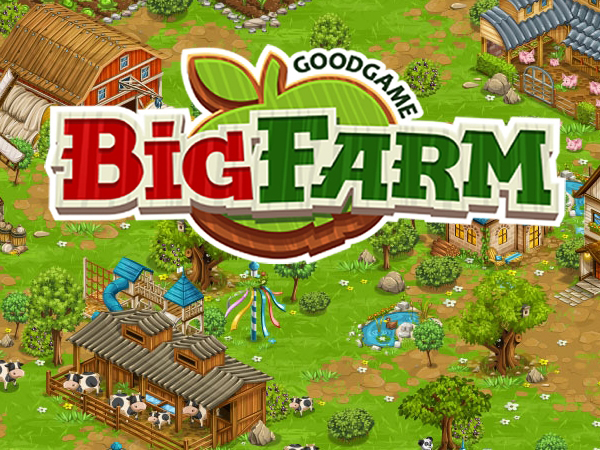 Fotografie: big farm good game
