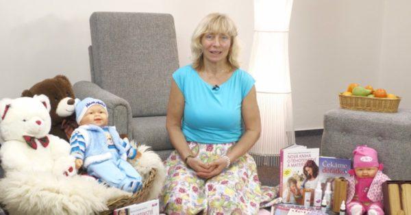 Masáže dětí a kojenců