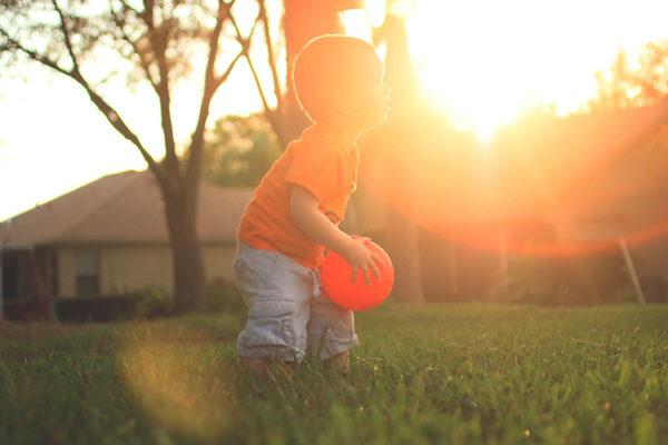 Ako zariadiť deťom záhradu